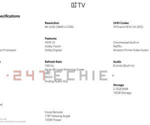 OnePlus-TV-specs