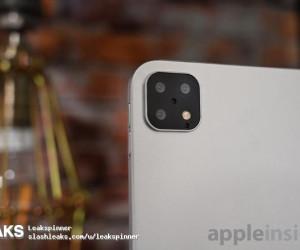 Alleged iPad Pro (2019) mockup hands-on video