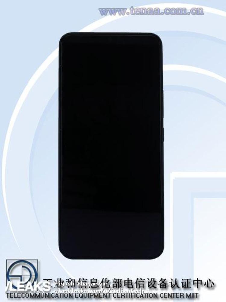 img Alleged Vivo S10e (V2130A) Listed on TENNA Certification.