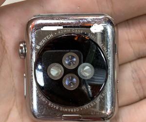 Apple Watch 5 Bloo