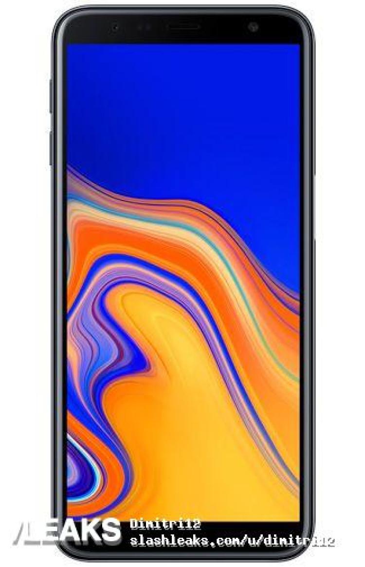 img Samsung Galaxy J6 Plus full specs, price and press renders