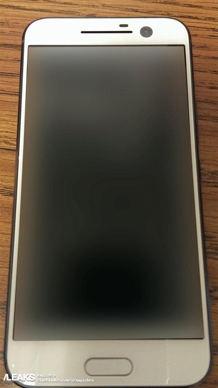 img White HTC One M10 caught on camera