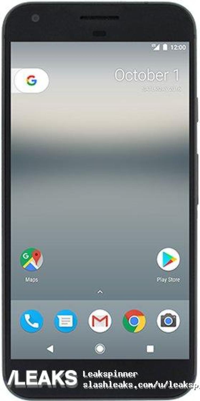 img Google Pixel XL press render leaked