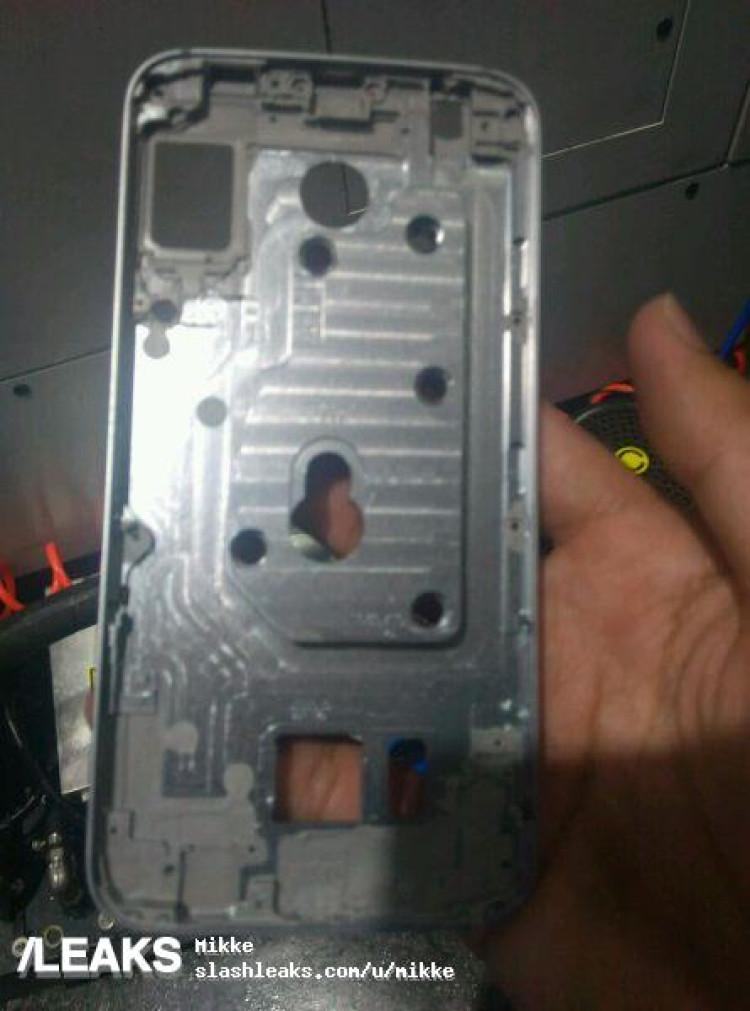 img Galaxy S6 metal frame