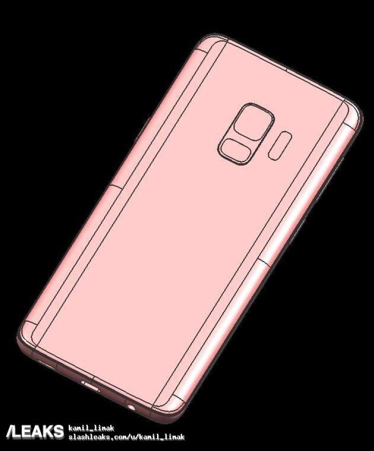 img Schematics for Galaxy S9