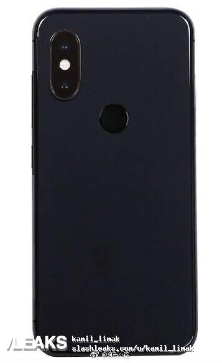 img Xiaomi Mi 6X another photo leaked