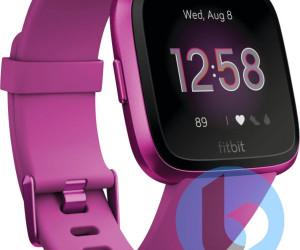 Fitbit Versa 2 renders leaked
