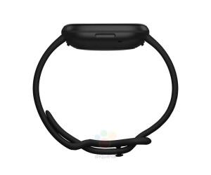 Fitbit Versa 3 Official Renders