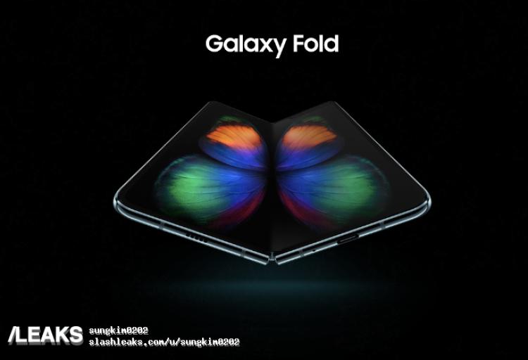 img Samsung Galaxy Fold renders leaked
