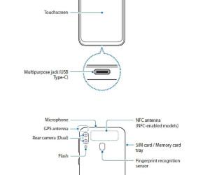 Galaxy M20 specs + schematics leaked through user manual