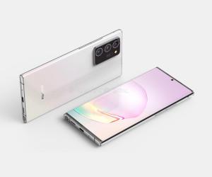 Galaxy Note 20+ by Onleaks