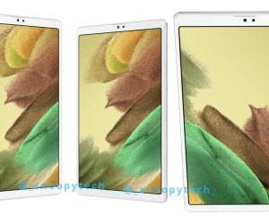 Galaxy Tab A7 Lite: All Information + Renders