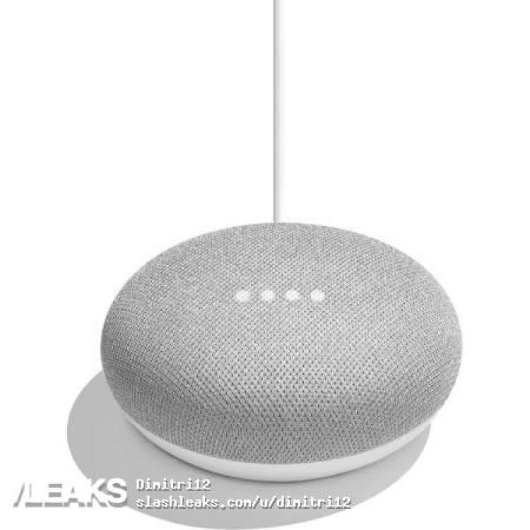 img $49 Google Home Mini leaks out