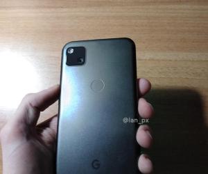 Google Pixel 4a LEAK PHOTO
