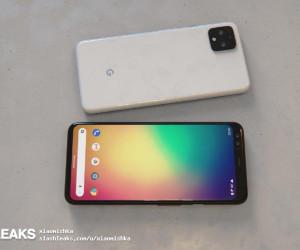Google Pixel 4XL photo