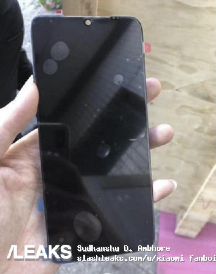 img Honor V20 display panel leaked [UPDATED: Huawei P30 Lite]