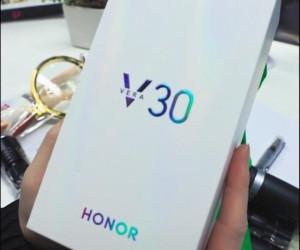 Honor V30 Box Leaks
