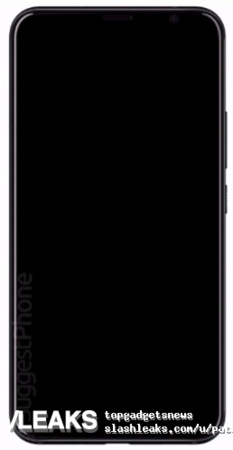 img HTC U12 image leaks online reveals full-screen display design.
