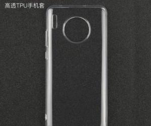 Huawei Mate 30 case in the flesh