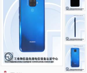 Huawei Mate 30 Lite TENAA images