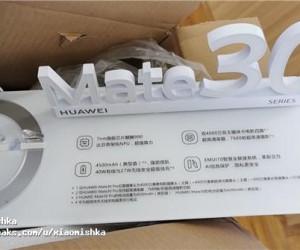 Huawei Mate 30 Pro configuration
