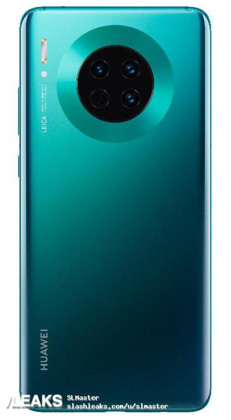 img Huawei Mate 30 Render Leaked by EVLeaks