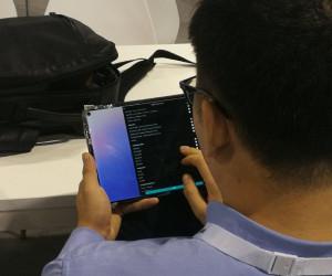 Huawei Mediapad M7 in real life leaks