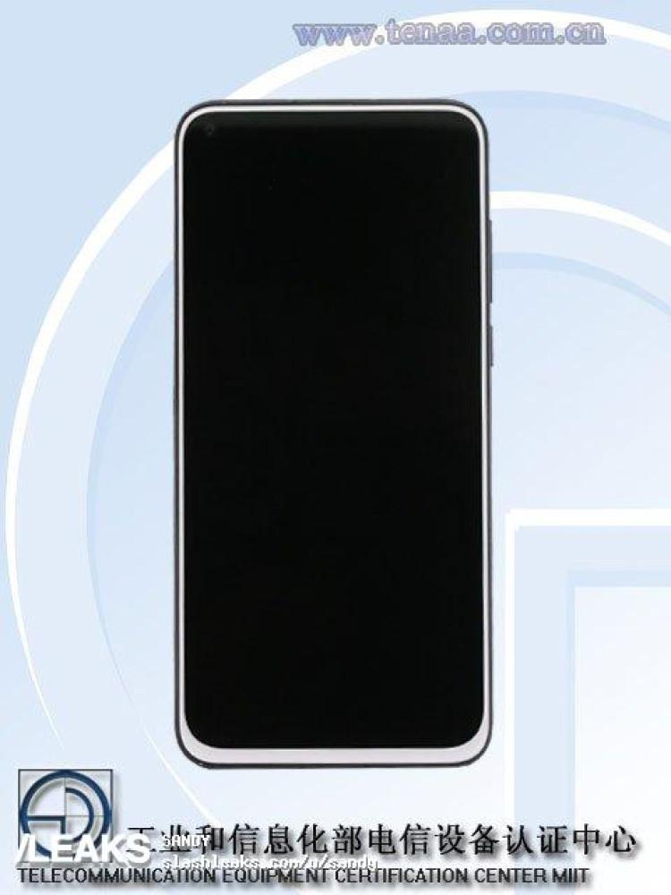 img Huawei Nova 4 on tenaa