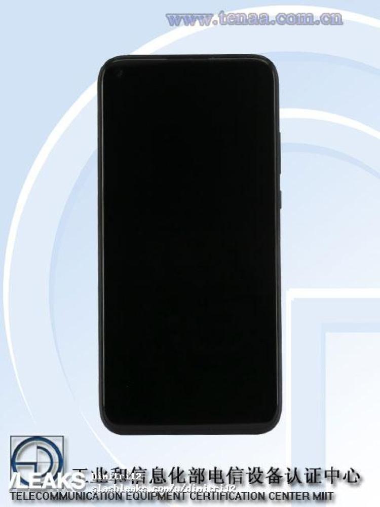 img Huawei Nova 5i pictures leaked through TENAA
