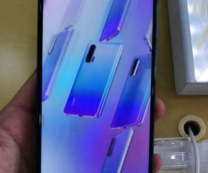Huawei Nova 6 Live Images