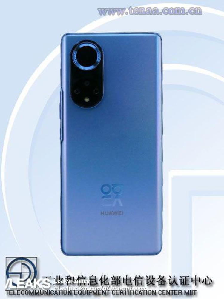 img Huawei Nova 9 pictures leaked by Tenaa