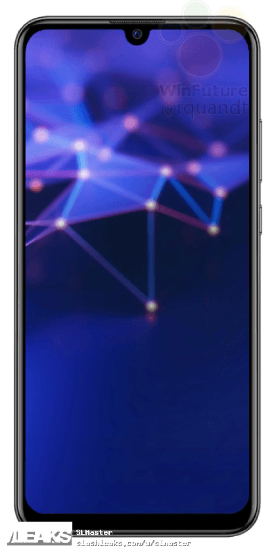 img Huawei P Smart 2019 leaked with Kirin 710