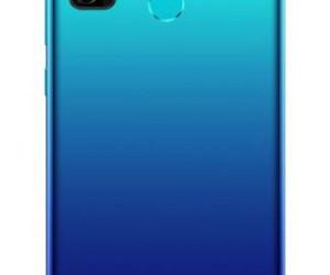 Huawei P Smart 2020 press render