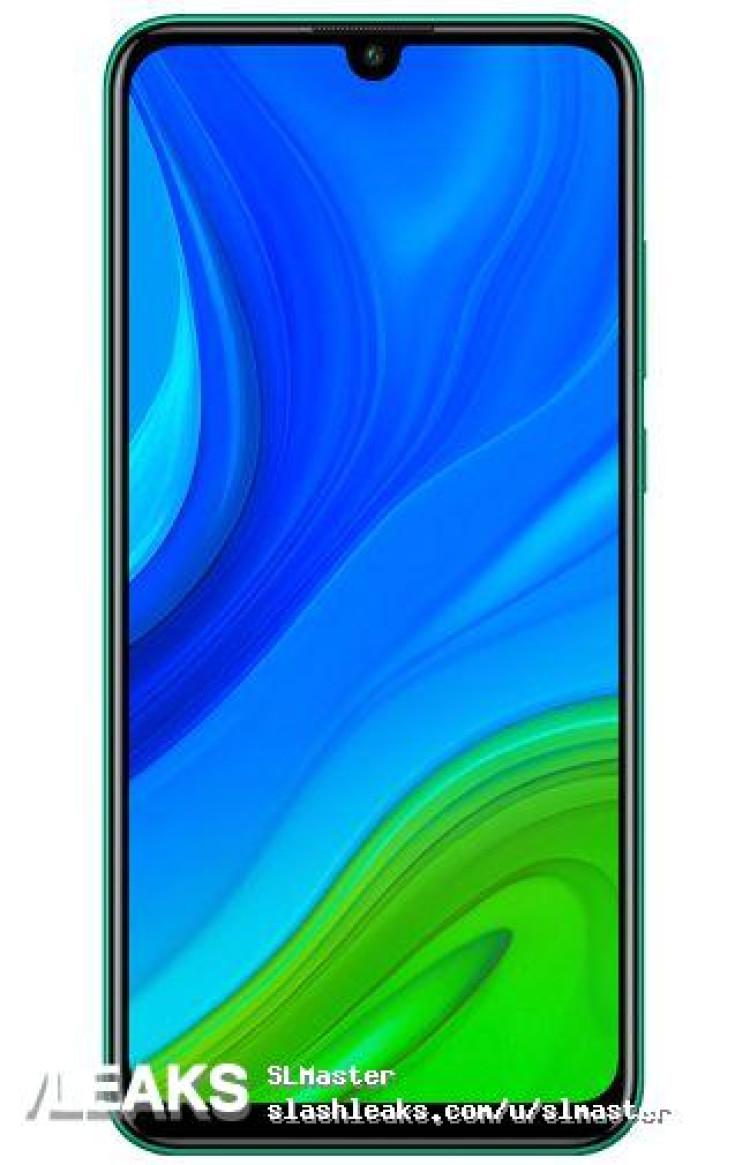 img Huawei P Smart 2020 press render [UPDATED: Y8s]