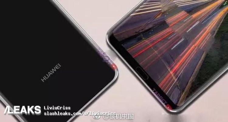 img Huawei P20 renders