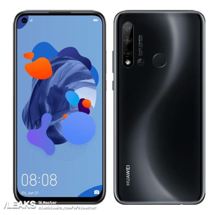 img Huawei P20 Lite 2019 (Nova 5i) price and full specs