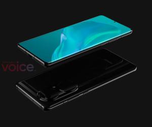 Huawei P50 Pro CAD Renders