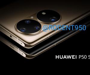 Huawei P50 Pro press renders leaked