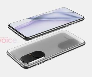 Huawei P50 renders and dimensions leaked by @Onleaks