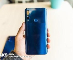 Huawei Y9 Prime 2019 hands on