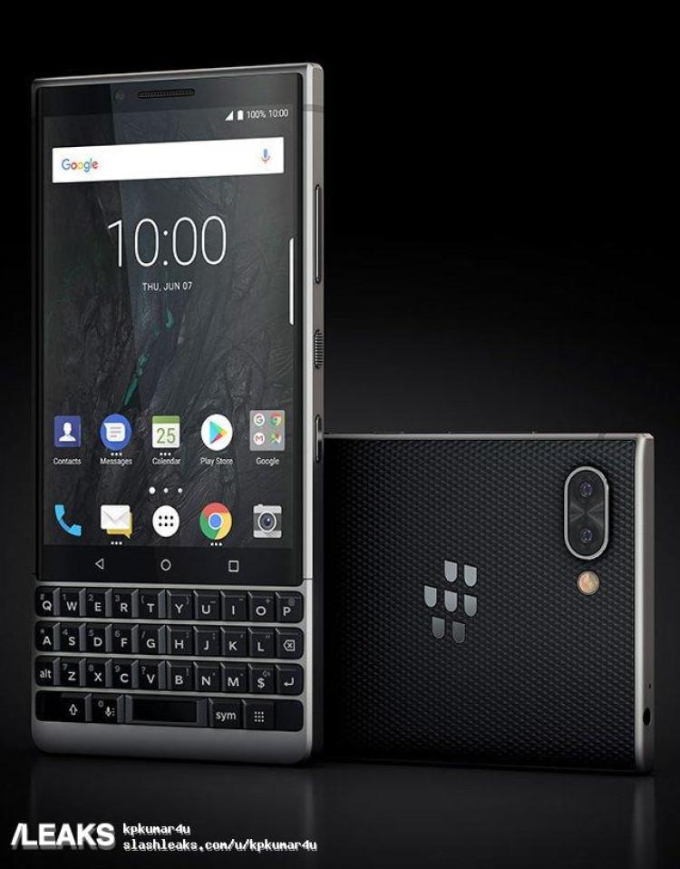 img blackberry key2 press render leaked by evan blass