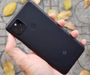 Last minute Google Pixel 4a 5G hands-on pics