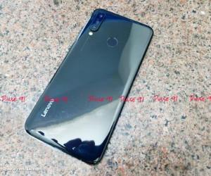 Lenovo K10 Note Live images