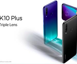Lenovo K10 Plus Renders and Specs Via Flipkart