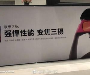 Lenovo Z5s Snapdragon 710 AIE Event leak