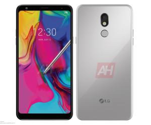 LG Stylo 5 press render leaked