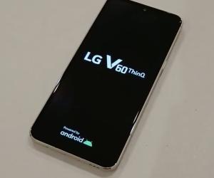 LG V60 ThinQ Real Life Video