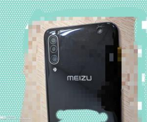 Meizu 16T live images
