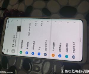 Meizu Zero Live Images