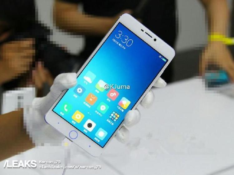 img More Xiaomi Mi 5S images leak ahead of launch